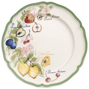 Villeroy And Boch French Garden Arles Flat Plate 26cm