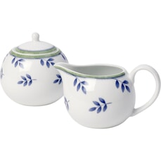 Villeroy And Boch Switch 3 Sugar Bowl and Creamer Set (2 Pieces)