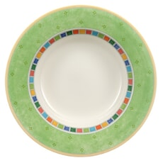 Villeroy And Boch Twist Alea Verde Deep Plate