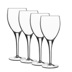 Luigi Bormioli Michelangelo Masterpiece Gourmet Goblet 48cl Set Of 4