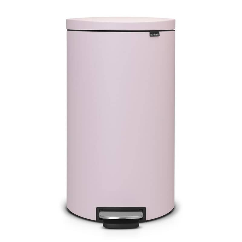 Brabantia Flatback+ 30L Mineral Pink