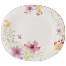 Mariefleur Basic Oval Flat Plate 29x25cm
