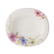 Villeroy and Boch Mariefleur Basic - Oval Deep Plate 24x21cm