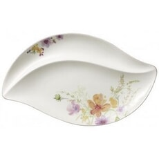 V and B Mariefleur Serve and Salad - Serving Plate 50x30cm