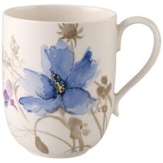 Villeroy And Boch Mariefleur Gris Basic Latte Macciato Mug 0.48L