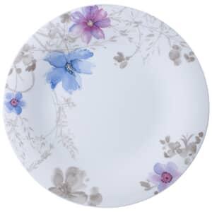 Villeroy And Boch Mariefleur Gris Basic Flat Plate 27cm