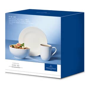 Villeroy And Boch For Me Breakfast Set for one (3 pieces)