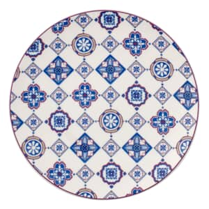 Villeroy And Boch Indigo Caro - Coupe Salad Plate