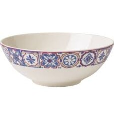 Villeroy And Boch Indigo Caro - Large Bowl