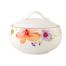 Villeroy and Boch Mariefleur Tea - Covered Sugar Bowl