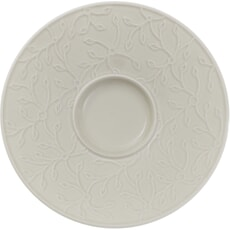 Villeroy and Boch Caffe Club Floral Touch Of Smoke - Coffee Saucer