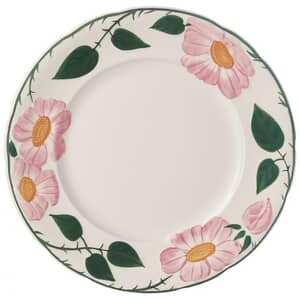 Villeroy and Boch Rose Sauvage Heritage Dinner Plate