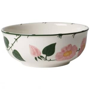Villeroy and Boch Rose Sauvage Heritage Salad Bowl