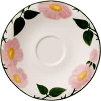 Villeroy and Boch Rose Sauvage Breakfast Cup Saucer