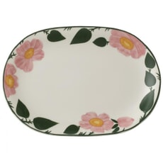 Villeroy and Boch Rose Sauvage Gourmet Plate