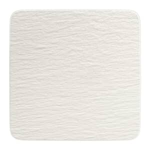 Villeroy and Boch Manufacture Rock Blanc - Square Gourmet Plate