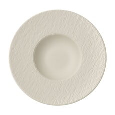 Villeroy and Boch Manufacture Rock Blanc - Pasta Plate