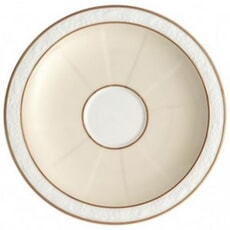 Villeroy and Boch Ivoire - Espresso Saucer 13cm