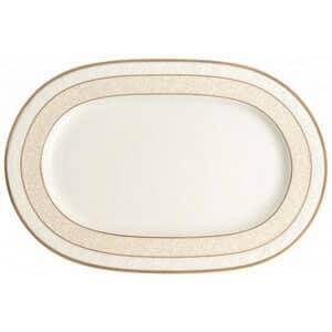 Villeroy and Boch Ivoire - Oval Platter 35cm