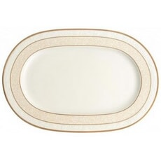 Villeroy and Boch Ivoire - Oval Platter 35cm