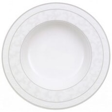 Villeroy and Boch Gray Pearl - Deep Plate 24cm