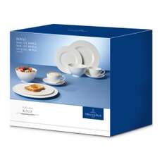 Villeroy And Boch Royal Basic Set (10 pieces)