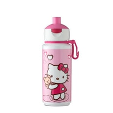 Rosti Mepal Campus Pop Up Drinking Bottle - Hello Kitty