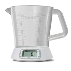 Salter Electronic Measuring Jug And Scale