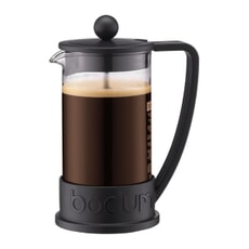 Bodum Brazil French Press Coffee Maker Black - 3 Cup