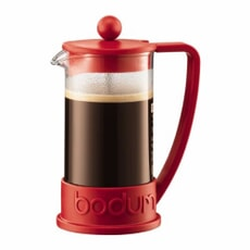 Bodum Brazil French Press Coffee Maker Red - 3 Cup