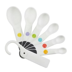Oxo Good Grips 7 Piece Measuring Spoons - White
