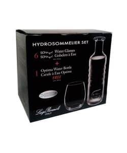 Luigi Bormioli HydroSommelier (Water) 7pce Set
