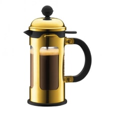 Bodum Chambord Coffee Maker Gold - 3 Cup