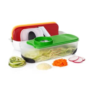 OXO Good Grips Spiralize Grate And Slice Set