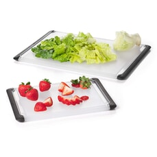 Oxo Good Grips 2 Piece Chopping Board Set