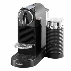Magimix Nespresso Citiz and Milk Aeroccino Black