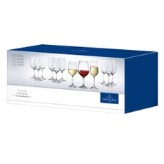 Villeroy and Boch Entree 12 Piece Glassware Set