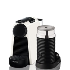 Magimix Nespresso Essenza Mini White And Aeroccino