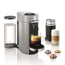 Magimix Nespresso Vertuo Plus Silver Milk