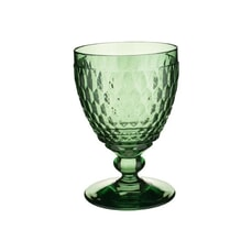Villeroy and Boch Boston Coloured Red Wine Goblet (Green) 0.35L