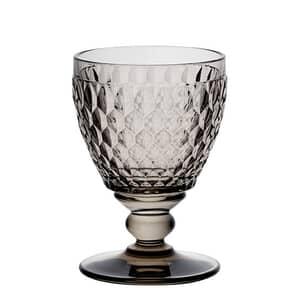 Villeroy And Boch Boston Coloured White Wine Goblet (Smoke) 0.23L
