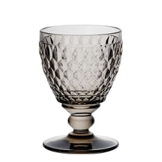 Villeroy and Boch Boston Coloured White Wine Goblet Smoke