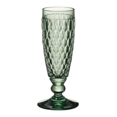 Villeroy and Boch Boston Coloured Champagne Flute (Green) 0.145L