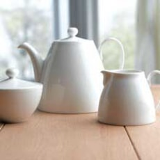 Denby China Tea Set Gift Boxed