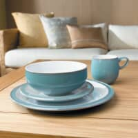 Denby Azure 16 Piece Box Set