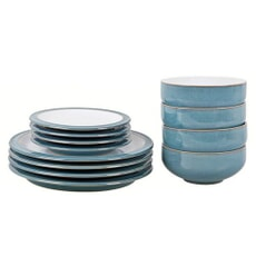 Denby Azure 12 Piece Box Set