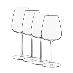 Luigi Bormioli Talismano Chardonnay Glass 45cl Set Of 4