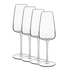 Luigi Bormioli Talismano Prosecco Glass 40cl Set Of 4