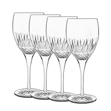 Luigi Bormioli Diamante Chianti Red Wine Glass 52cl Set Of 4