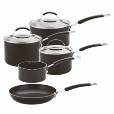 Meyer Induction Non-Stick 5 Piece Set